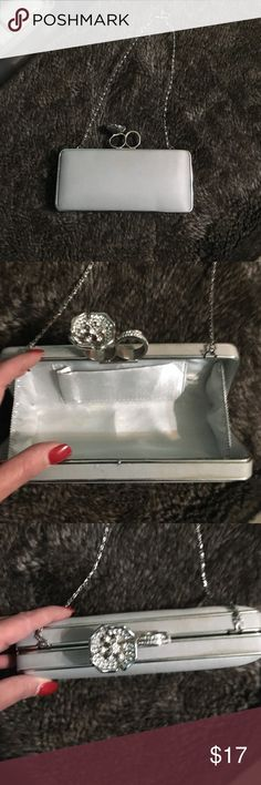 Alexander McQueen style / look. CLEARANCE 👛👛👛👛 Very unique looking , clutch with finger holder on it. Bags Clutches & Wristlets