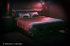 Genevieve Bed - Black - Client Photo