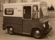 postal Mail truck  .I HOPE YOU'LL FOLLOW ANY OF MY 5 GREAT BOARDS CONCERNING THE POST OFFICE MAILMEN VEHICLES MAILBOXES AND OTHER THINGS