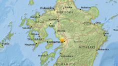 Fotos, videos: Otro fuerte terremoto sacude Japón.