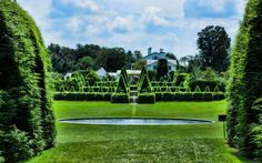 Ladew Topiary Gardens, Maryland