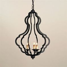 By Currey Lighting-Candor Collection Black Bronze...