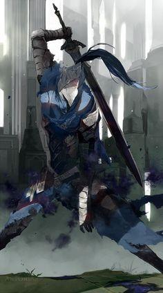 Dark Souls - Knight Artorias: