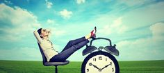 This is how entrepreneurs should manage the clock... but most don't