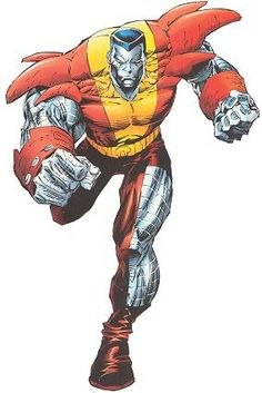 Joe Madureira's design, circa Uncanny X-Men #325