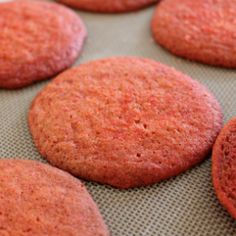 Li Hing Mui Cookies - Nothing is more unique to Hawaii than li hing mui. Here is a delicious li hing mui cookie recipe from Deirdre Todd.