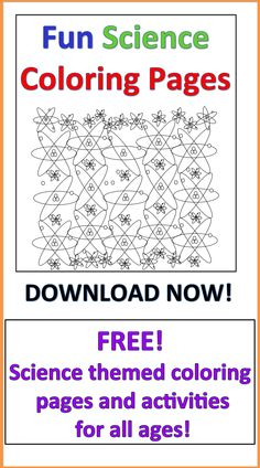 free science themed activities and coloring pages for all ages download here