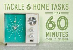BrightNest | Got an Hour? Get Back on Top of Home Maintenance!