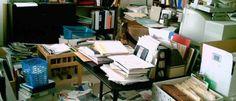 Cosas que deberías quitar de tu mesa de oficina