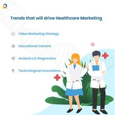 Get on board with these healthcare marketing trends only through ReachStream    #healthcare #marketing #ReachStream Marketing Automation, Email Marketing, Fastest Growing Industries, Medical Care, Decision Making, Machine Learning, Growing Your Business, Health Care