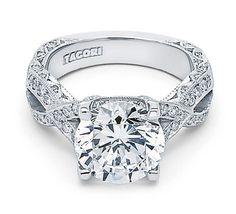 Diamond Wedding Ring by Tacori
