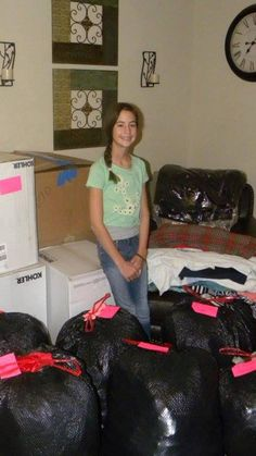12-Year-Old Arizona Girl Collects 1,000 Coats for the Homeless