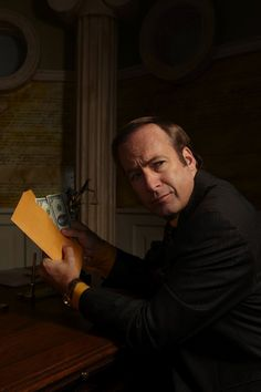 Saul Goodman. Better call Saul.