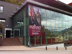 #Mostra di Tiziano e #Museo dell'Occhiale a #Pieve di Cadore