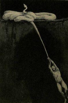 Alfred Kubin, Pendulum