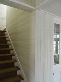 Wall Paneling by The Finish Guys. Goregous.