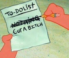 Always at the bottom of my to do lists