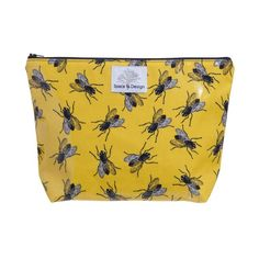 Trousse Toilette Insectes Jaune Housefly