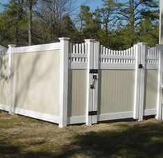 pvc fence styles - Home Interior Design Ideas | Home Interior Design Ideas