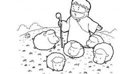 Printable Easter Story Coloring Book Ideas