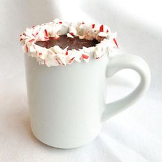 Next time you plan to snuggle up with a mug of hot chocolate, don't just settle for what comes from the packet. Try one of these 11 simple mix-ins that deliver loads of flavor in no time at all. #HotChocolate #HotCocoa #Christmas