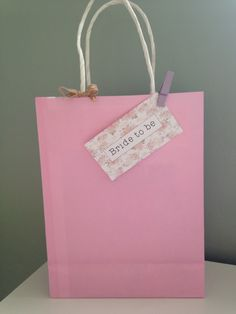 Hen Bag: Bride to be