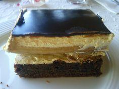 Banana & chocolate cake at Katamaran Restaurant Rust Austria