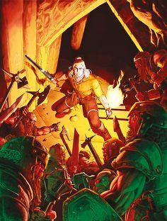 Dragonero 12 - minaccia dal profondo