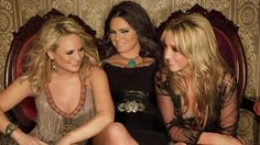 NPR always has great reads: Miranda Lambert, Angaleena Presley and Ashely Monroe, country stars in their own right, form the trio Pistol Annies.
