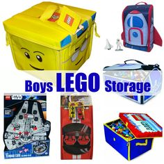 LEGO Storage Container Sale