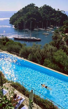 Hotel Splendido, Portofino, Liguria Génova, Italy