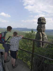 Family Holidays in Saxon Switzerland