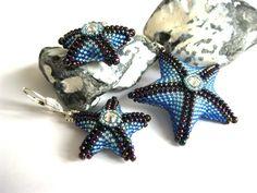 Beaded set Starfish