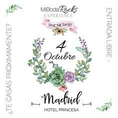 Participamos en Mi Boda Rocks Experience Madrid 2015