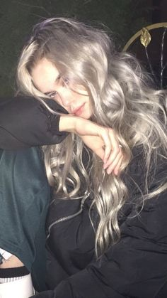 Gray Lace Frontal Wigs Lace Front Human Hair Wigs Caucasian - All For Hair Cutes Pretty Hairstyles, Wig Hairstyles, Fashion Hairstyles, Updo Hairstyle, Wedding Hairstyles, Hair Inspo, Hair Inspiration, Grey Wig, Gray Hair