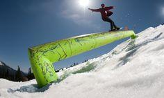 Laurent-Nicolas Paquin   Rome Snowboard Design Syndicate 2013  http://skiandboardbarn.com/boards/rome-snowboards/