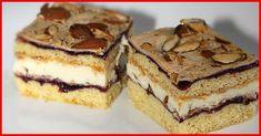"Un desert frumos și incredibil de gustos: tort polonez ""Pani Walewska"" - Bucatarul Romanian Desserts, Cake Recipes, Dessert Recipes, Food Cakes, Felicia, Tiramisu, Sweet Treats, Cheesecake, Food And Drink"