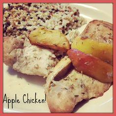 Apple Chicken