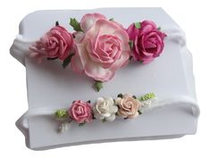 Baby Flower Headbands, Newborn Headbands, Headbands For Women, Hats For Women, Hospital Gifts, Newborn Photo Props, Cute Bows, Knit Or Crochet, Baby Shower Gifts