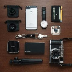 Daily Essentials!  Image Credit: @ch3m1st  #FujifilmME #Fujifilm #MyFujifilm #X100S #XSeries #Essentials #fujifilm_xseries by fujifilmme