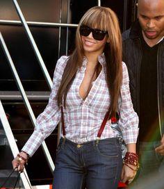 love the suspenders