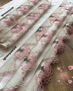 Needle Lace, Crewel Embroidery, Lace Making, Baby Knitting Patterns, Handicraft, Diy And Crafts, Crochet Necklace, How To Make, Tube
