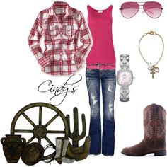 """""""Country Days"""" by cindycook10 on Polyvore"""