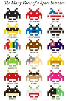 Space Invaders by Logan Walters