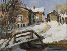 View Untitled By Orvo Raatikainen; Access more artwork lots and estimated & realized auction prices on MutualArt. Classical Art, Landscape Paintings, Fine Art, Painting, Oil Painting, Illustration Art, Art, Art Market, Schjerfbeck