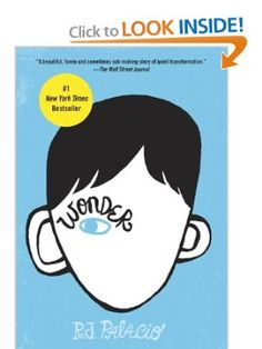 Wonder: R. J. Palacio: 9780375869020: Amazon.com: Books