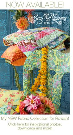 Www.amybutlerdesign.com Wonderful fabric, ideas for sewing, totes, dresses and so much more,