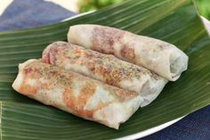 How To Make Popiah (Malaysian Spring Rolls)