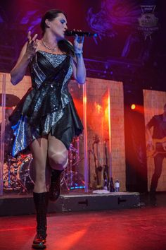 Sharon Den Adel Within Temptation w/ Amaranthe - Metal Master Kingdom