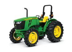5E Series Utility Tractors | 5065E Utility Tractor | JohnDeere US